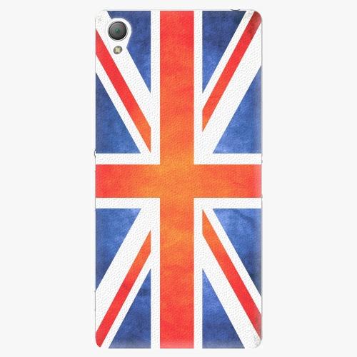 Plastový kryt iSaprio - UK Flag - Sony Xperia Z3