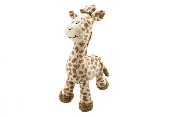 Žirafa plyš 40cm v sáčku 0+