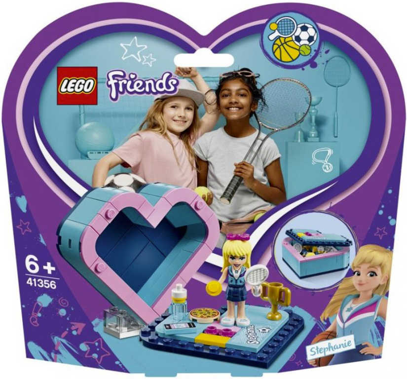 LEGO FRIENDS Stephanina srdcová krabička 41356