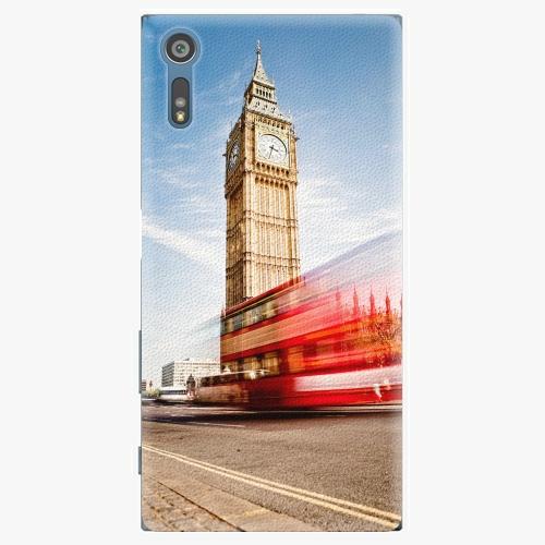 Plastový kryt iSaprio - London 01 - Sony Xperia XZ