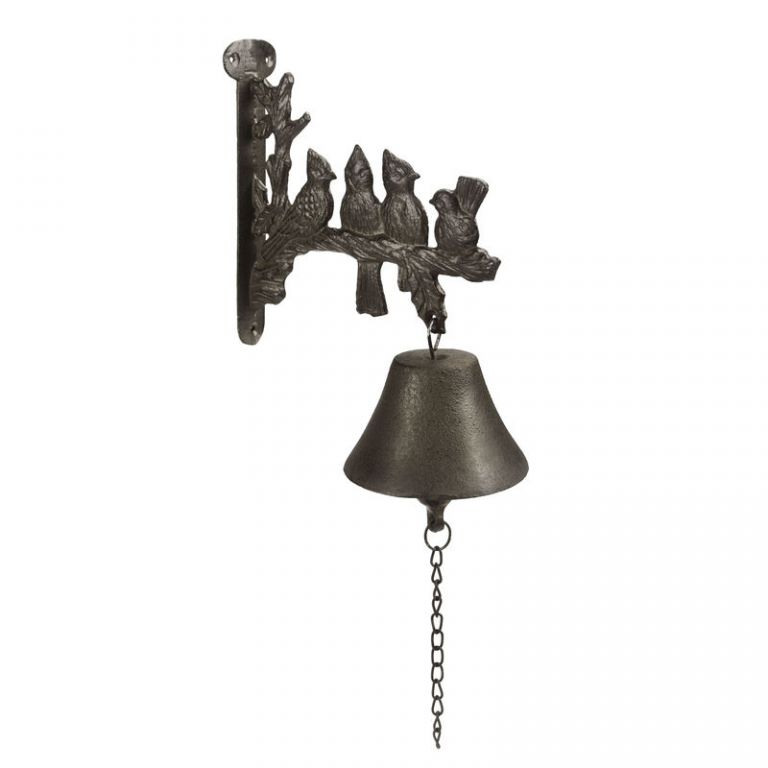 Zahradní kovový zvonek - Bell 1