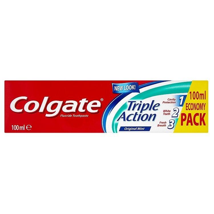 Triple Action Zubní pasta 100 ml