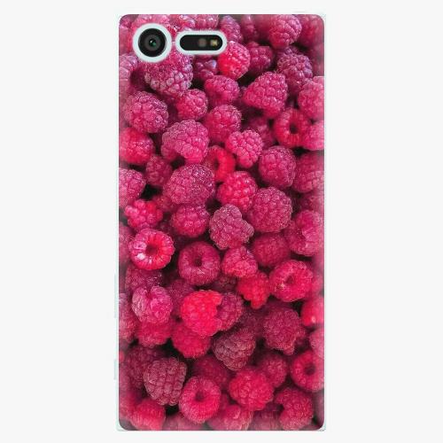 Plastový kryt iSaprio - Raspberry - Sony Xperia X Compact