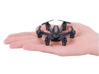 TALI 50 - akrobatická mini hexakoptéra