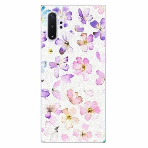 Silikonové pouzdro iSaprio - Wildflowers - Samsung Galaxy Note 10+