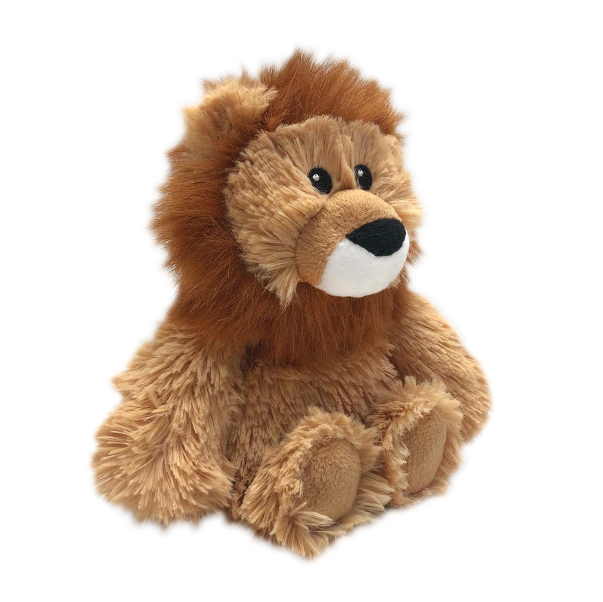 Hřejivá zvířátka - Hřejivý mini lev