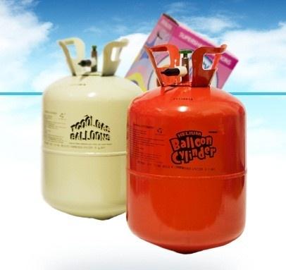 Hélium do 50ti balónků 450l