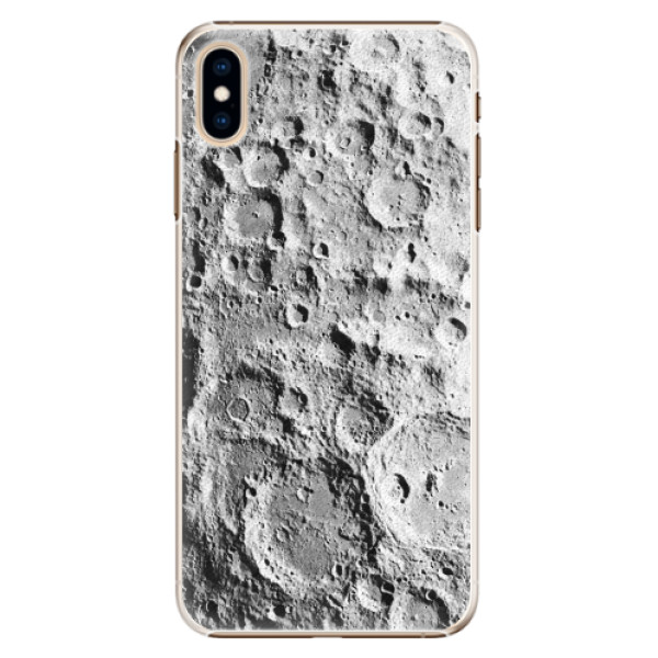 Plastové pouzdro iSaprio - Moon Surface - iPhone XS Max