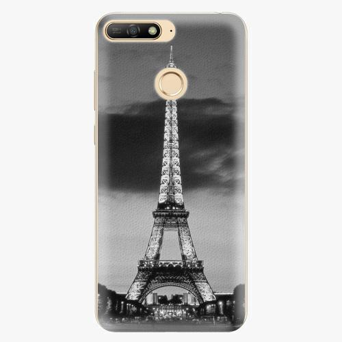 Plastový kryt iSaprio - Midnight in Paris - Huawei Y6 Prime 2018