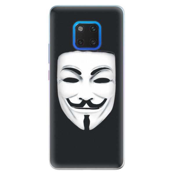 Silikonové pouzdro iSaprio - Vendeta - Huawei Mate 20 Pro