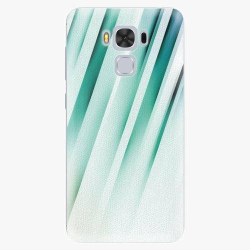 Plastový kryt iSaprio - Stripes of Glass - Asus ZenFone 3 Max ZC553KL