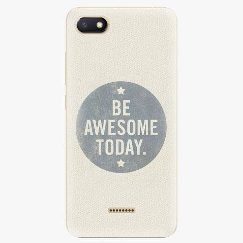 Plastový kryt iSaprio - Awesome 02 - Xiaomi Redmi 6A