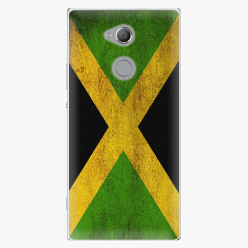 Plastový kryt iSaprio - Flag of Jamaica - Sony Xperia XA2 Ultra