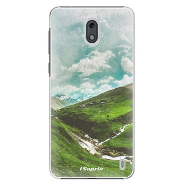 Plastové pouzdro iSaprio - Green Valley - Nokia 2