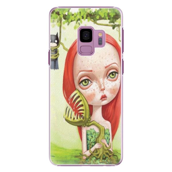Plastové pouzdro iSaprio - Poison - Samsung Galaxy S9