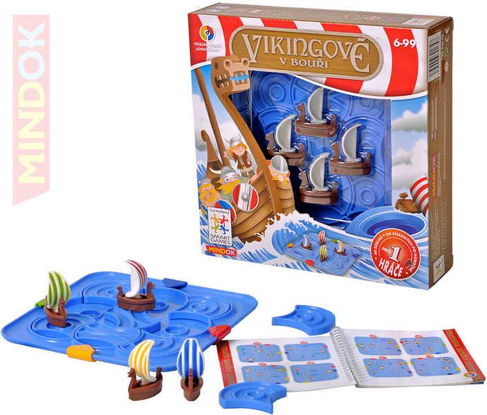 MINDOK HRA SMART Vikingové v bouři *SPOLEČENSKÉ HRY*