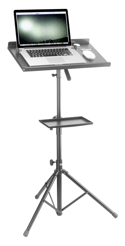 Stagg COS 10 BK, stojan pro notebook