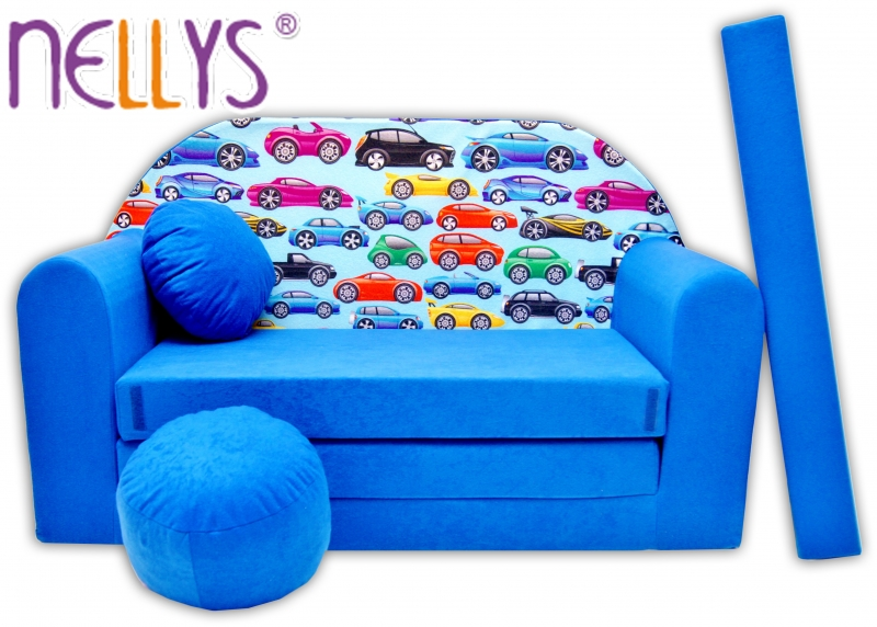 rozkladaci-detska-pohovka-nellys-64r-mala-auticka-v-modre