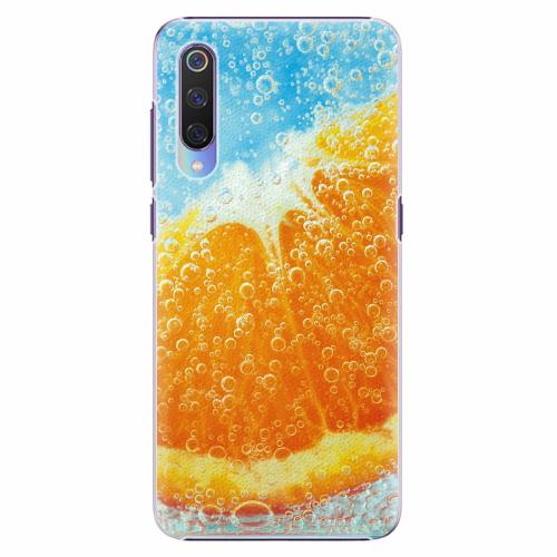 Plastový kryt iSaprio - Orange Water - Xiaomi Mi 9