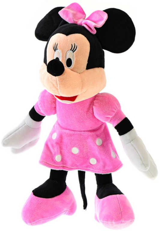 PLYŠ Disney myška Minnie Mouse 44cm *PLYŠOVÉ HRAČKY*