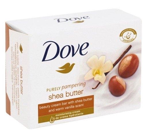 Mýdlo Purely Pampering Shea Butter krémová tableta na mytí 100 g