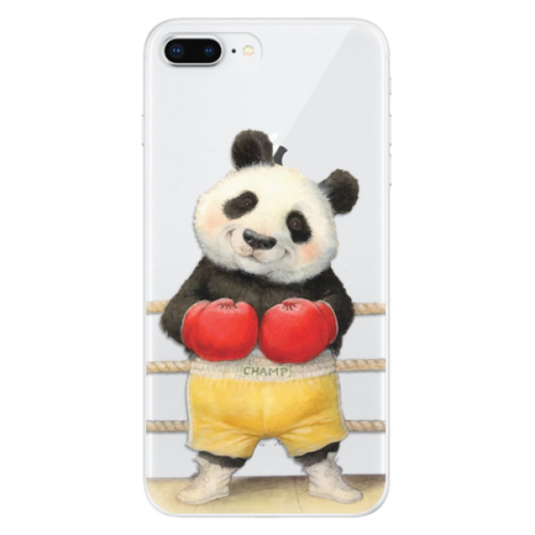 Odolné silikonové pouzdro iSaprio - Champ - iPhone 8 Plus