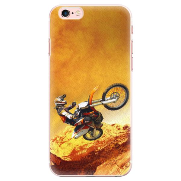 Plastové pouzdro iSaprio - Motocross - iPhone 6 Plus/6S Plus