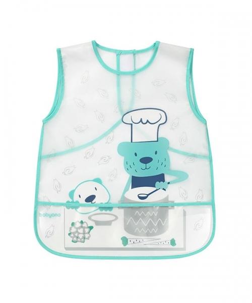BabyOno Dětská zástěrka ACTIVE BABY - Kuchař