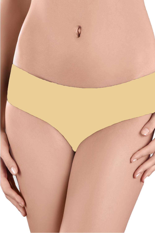 Dámské kalhoty 121 beige - Natural/XL