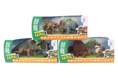 Dinosaurus v krabičce