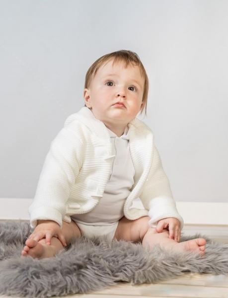baby-nellys-dvouvrstva-kojenecka-bundicka-svetrik-bily-vel-80-80-9-12m