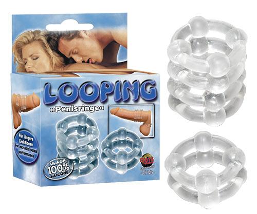 Kroužky na penis - Looping