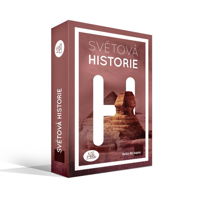 Kzy do kapsy - Kvízy do kapsy - Světová historie