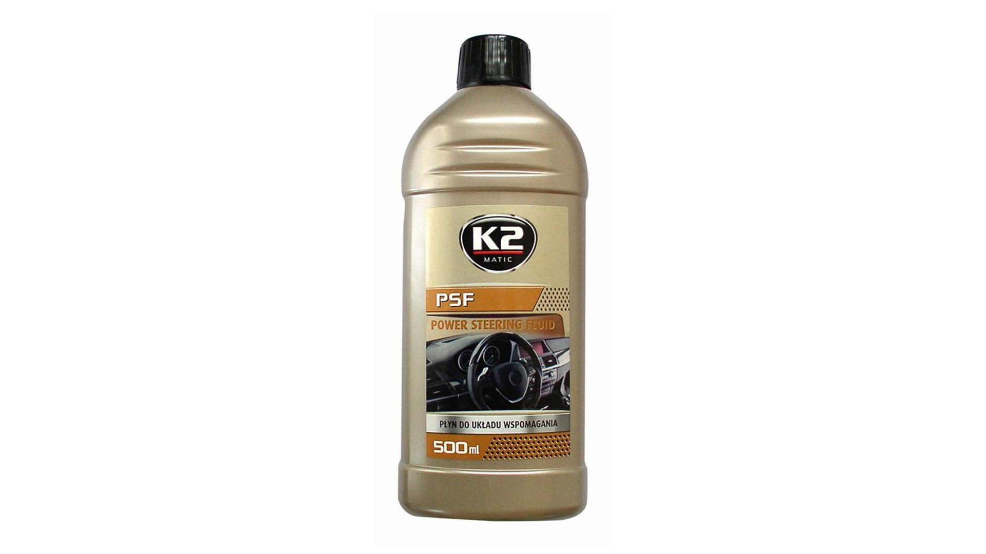 K2 PSF 500ml - kapalina do posilovače řízení
