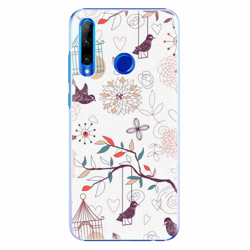 Plastový kryt iSaprio - Birds - Huawei Honor 20 Lite