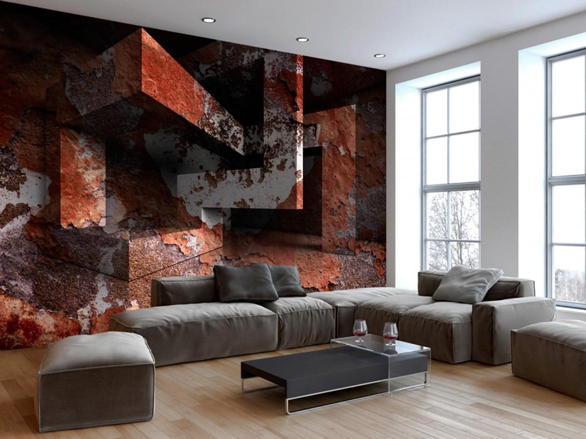 3D tapeta na stěnu
