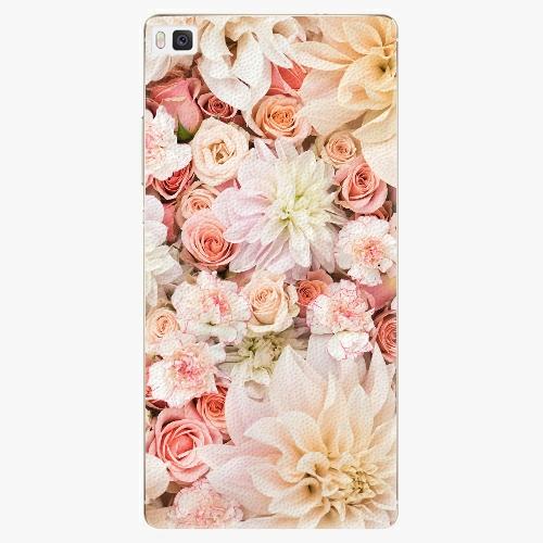 Plastový kryt iSaprio - Flower Pattern 06 - Huawei Ascend P8