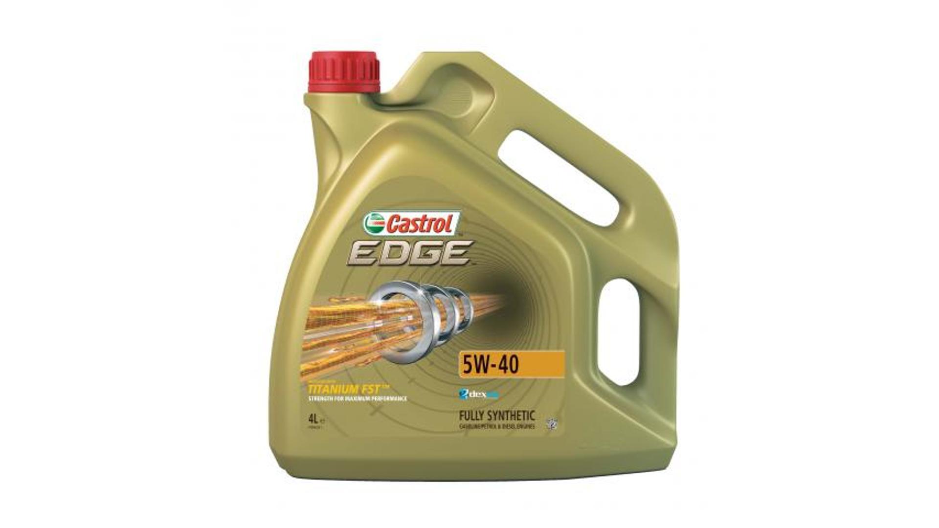 Castrol Edge 5W40 4L