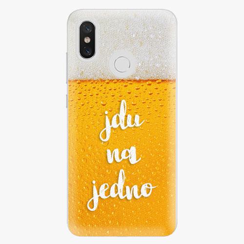 Plastový kryt iSaprio - Jdu na jedno - Xiaomi Mi 8