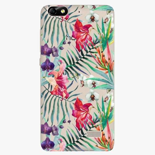Plastový kryt iSaprio - Flower Pattern 03 - Huawei Honor 4C