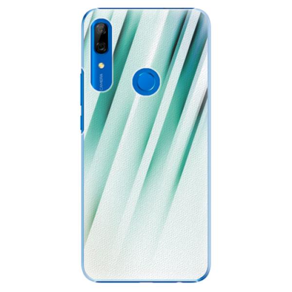Plastové pouzdro iSaprio - Stripes of Glass - Huawei P Smart Z