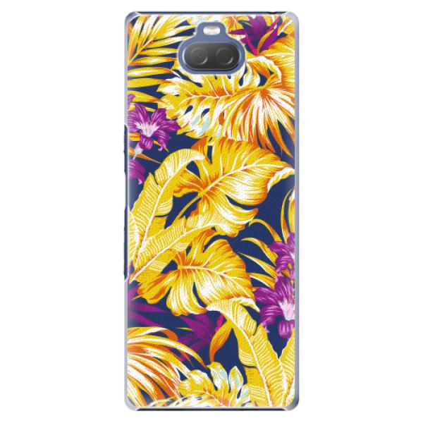 Plastové pouzdro iSaprio - Tropical Orange 04 - Sony Xperia 10