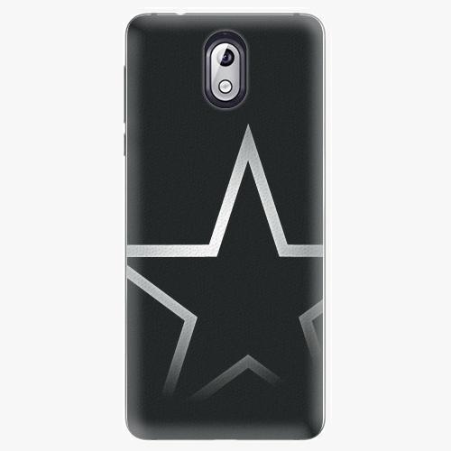 Plastový kryt iSaprio - Star - Nokia 3.1