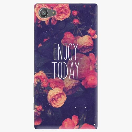 Plastový kryt iSaprio - Enjoy Today - Sony Xperia Z5 Compact