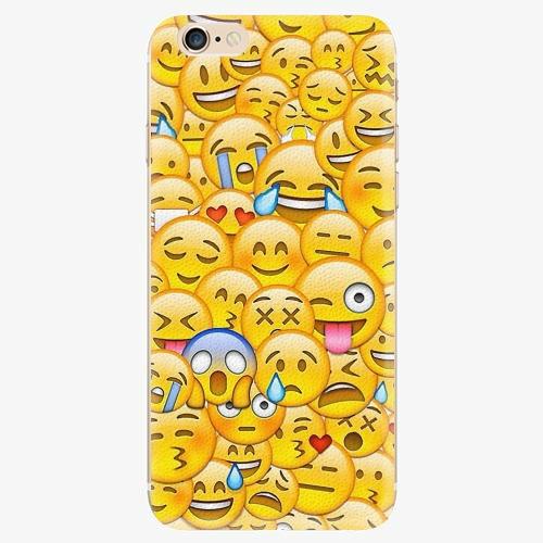 Plastový kryt iSaprio - Emoji - iPhone 6/6S