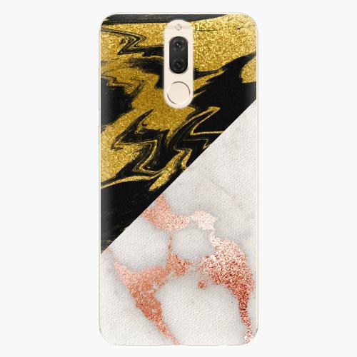 Plastový kryt iSaprio - Shining Marble - Huawei Mate 10 Lite