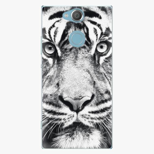Plastový kryt iSaprio - Tiger Face - Sony Xperia XA2