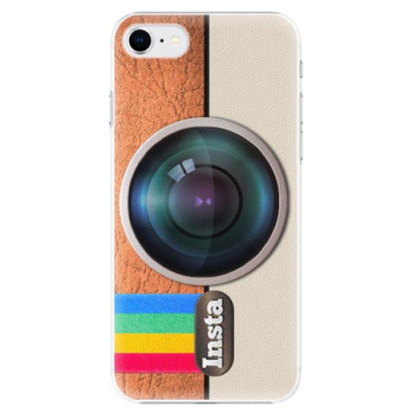 Plastové pouzdro iSaprio - Insta - iPhone SE 2020