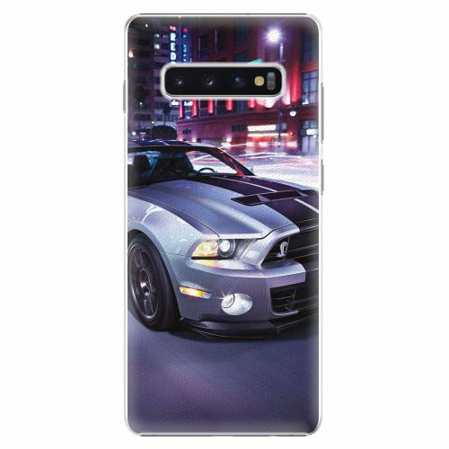 Plastový kryt iSaprio - Mustang - Samsung Galaxy S10+