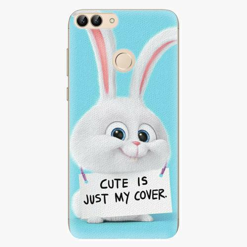 Silikonové pouzdro iSaprio - My Cover - Huawei P Smart